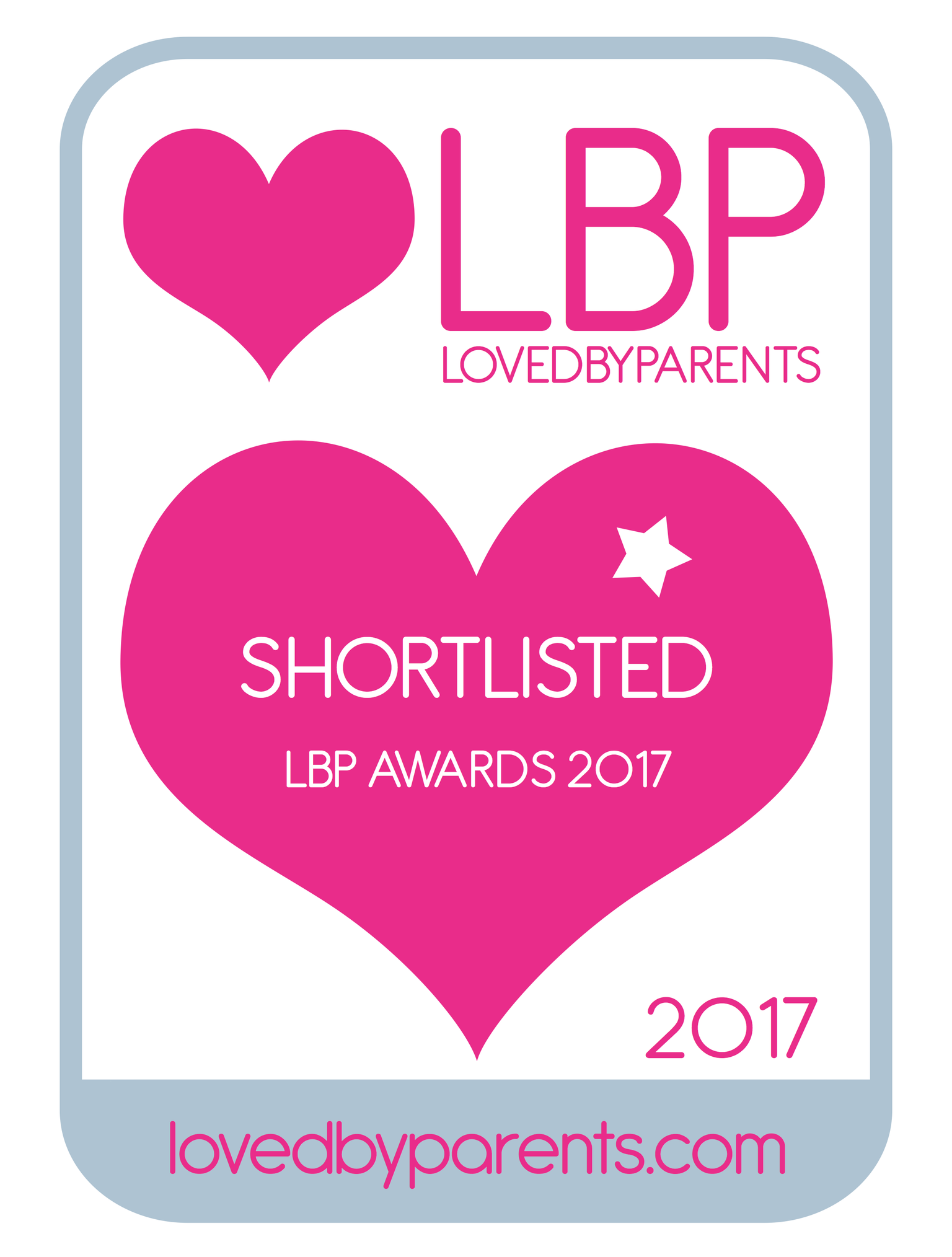 PLEASE VOTE: We've been shortlisted!