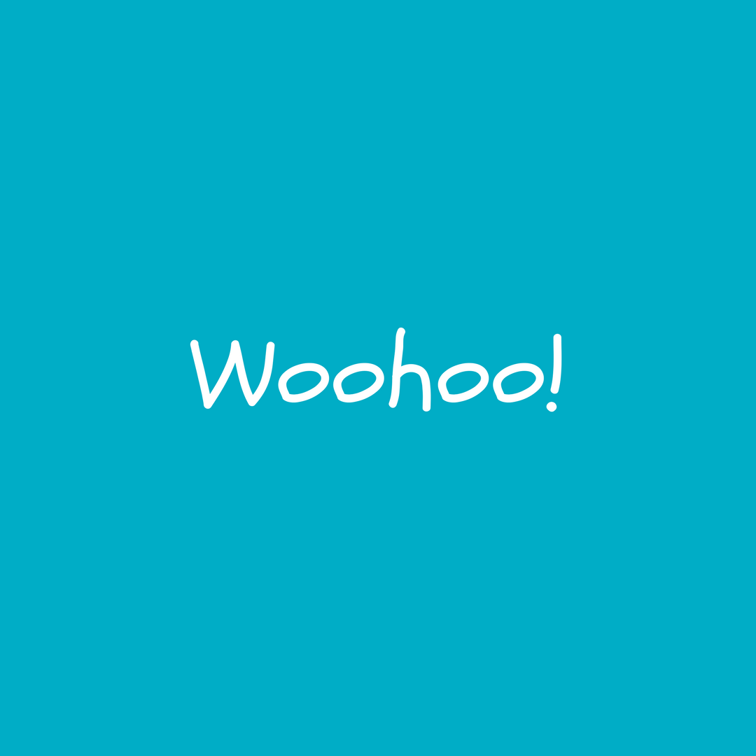 Tiny Chipmunk - Woohoo!