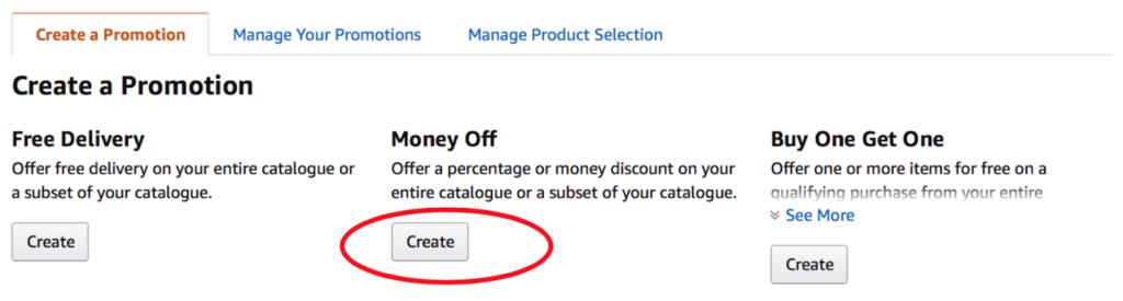 Tiny Chipmunk Amazon Promotions Screenshot