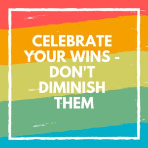 Chipmunk coach celebrate your wins