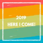 2019 here I come Chipmunk Coach