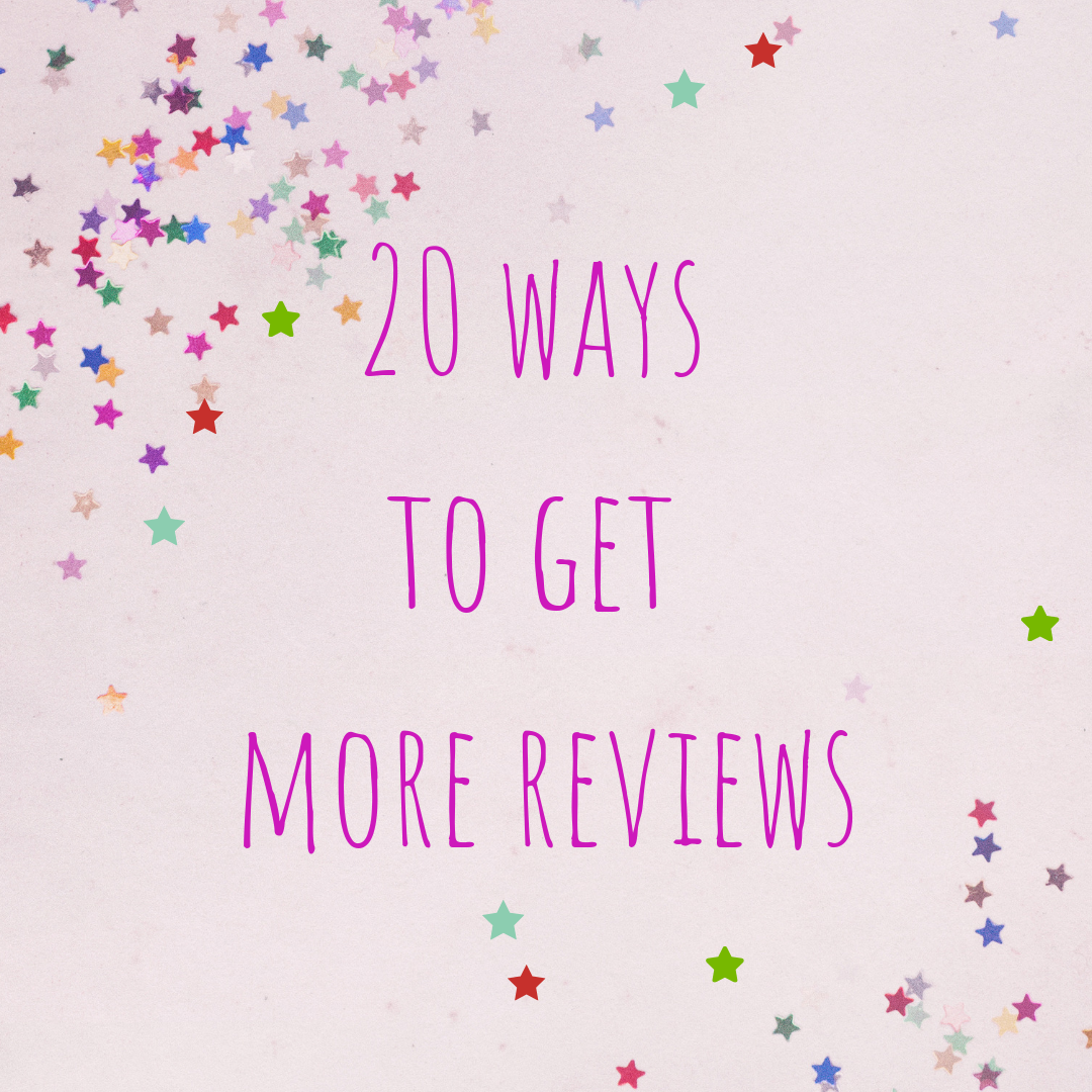 How to get more product reviews on Amazon (and other places!) from customers