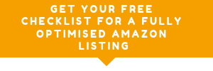 Optimised Amazon listing free checklist Chipmunk Coach