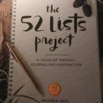 52 lists project