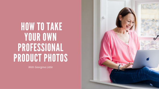 How to take your own professional product photos
